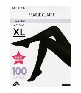 Panty supertalla opac 100 den con pieza trasera