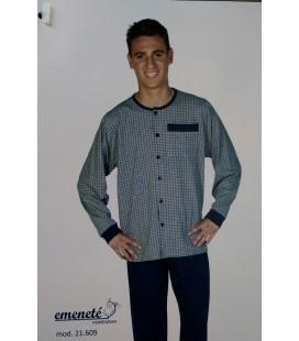 Pijama caballero de entretiempo